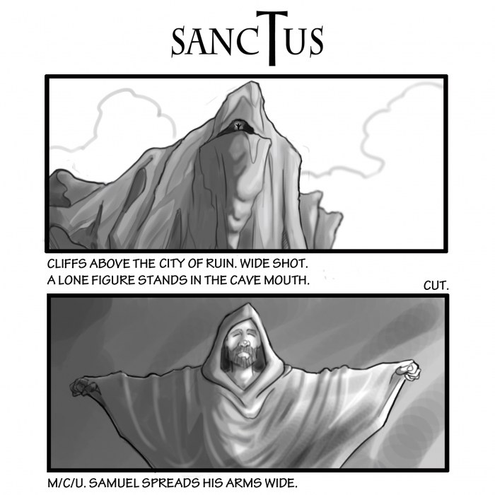 SANCTUS - The Movie
